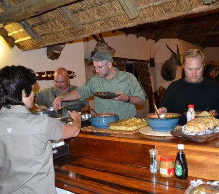 Kudu-Lodge